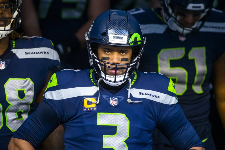 Russel Wilson Confidence