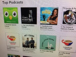 Top Podcasts # 3 podcast sponsor