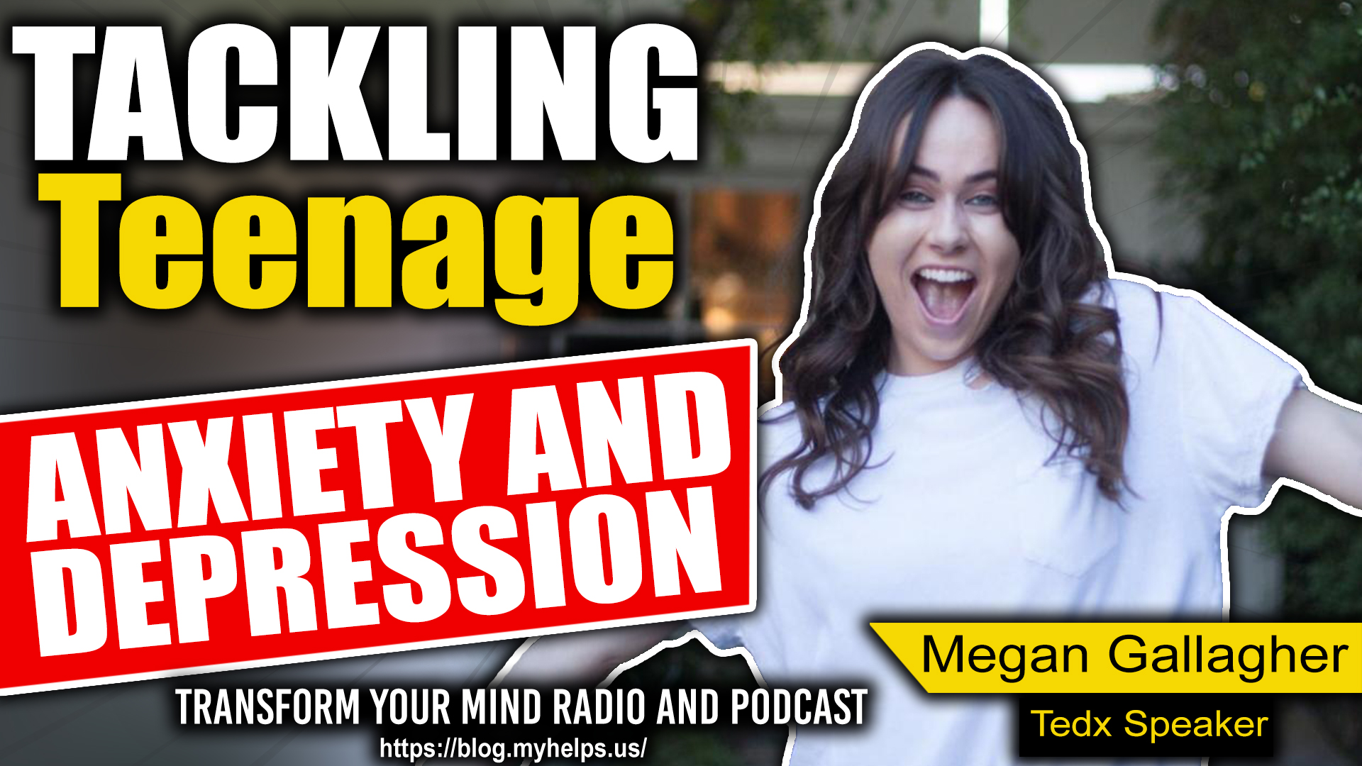 Tackling Teenage Anxiety and Depression