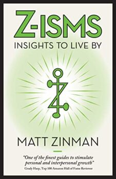 book Z-isms life lessons to live by
