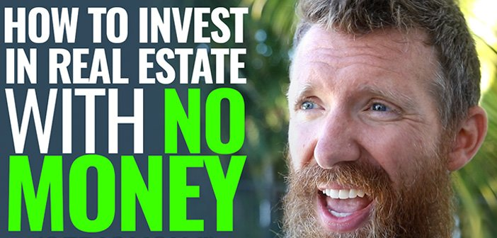 Real estate investing with no money