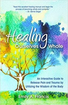 book: Healing Ourselves Whole from trauma