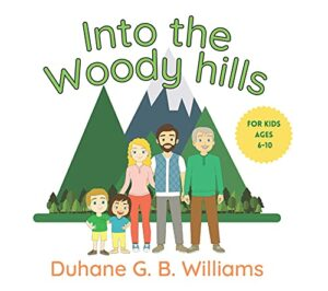 Book Into the Woody Hills